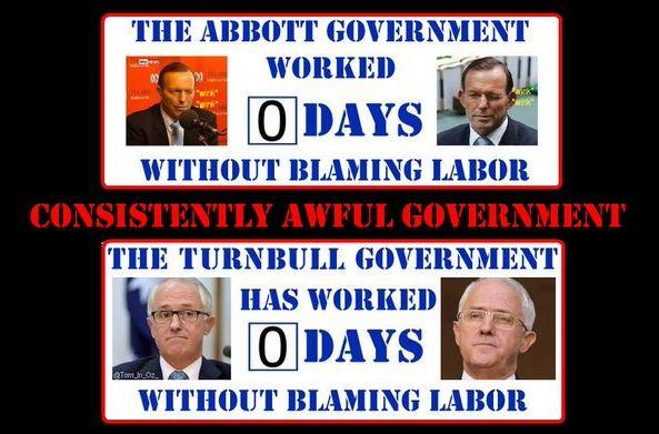 blame labor